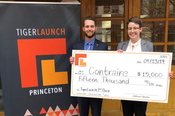 OSU students place first at Princeton University business plan competition