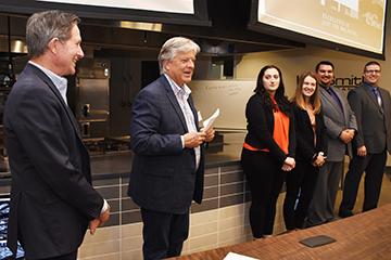Hal Smith Restaurants Group establishes scholarships for HTM students