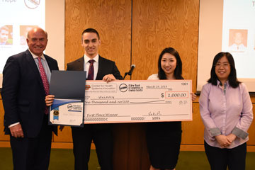 Students offer opioid epidemic solutions during third annual Health Data Shootout