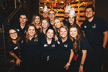 OSU hospitality and tourism management program fits with the Spears School of Business
