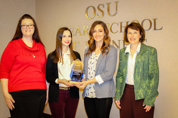 Spears School, Chickasaw Nation program receives Best Custom Program Award