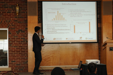 OSU CHSI Health Data Shootout awards top student groups