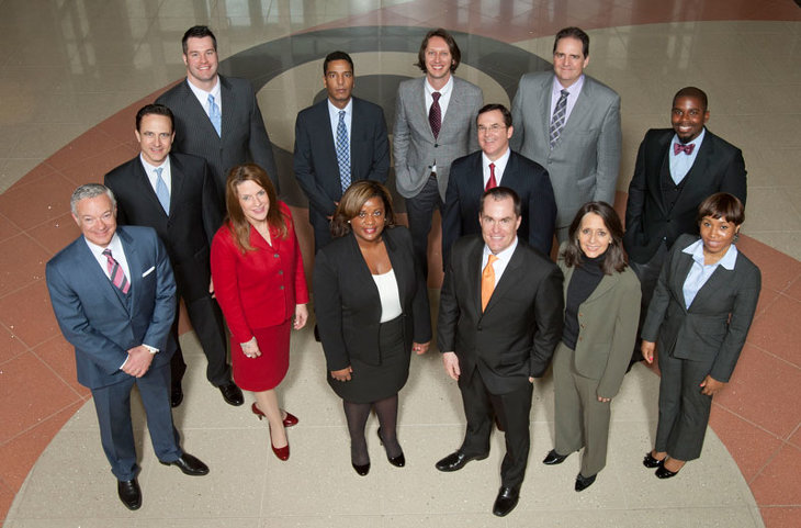 Ph.D. in Business for Executives-Class of 2016