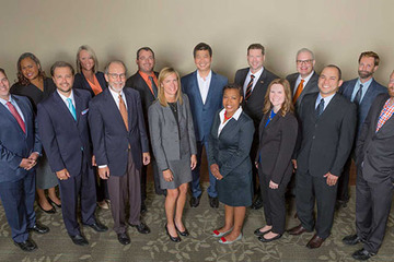 OSU's Ph.D. in Business for Executives cohort includes students from across United States