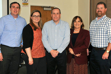 Oil and gas finance experts visit OSU to give students a glimpse of working in the industry