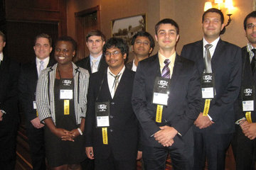 Spears School students present at SCSUG Symposium