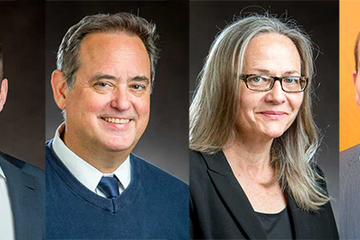 Spears Legal Studies faculty recognized for impactful research, leadership roles