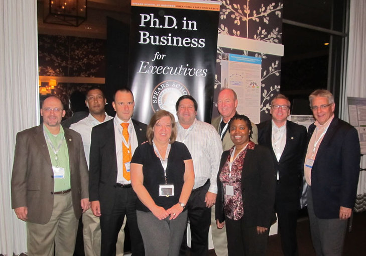 OSU PhD group in Atlanta