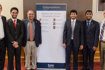 OSU Master's in Business Analytics students present at 2017 MidWest  SAS® Conference