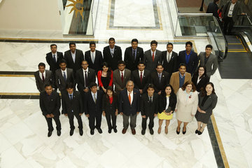 OSU students and alums impress at SAS Global Forum 2014