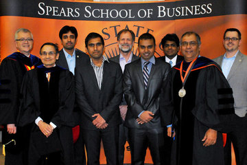 OSU awards data mining, business analytics certificates to a number of graduates
