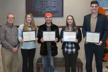 OSU's Center for Customer Interface Excellence trains students for future