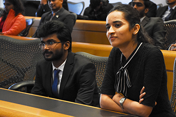 Top teams in data analytics case study competition showcase abilities