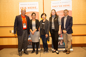 OSU business analytics student recognized at Teradata 2019 Analytics Challenge