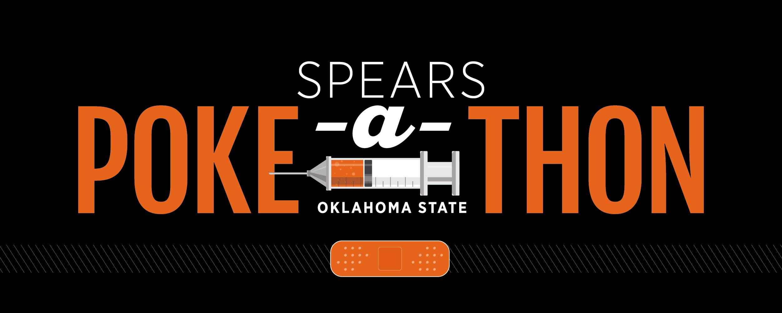Spears Poke-a-thon logo