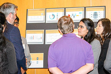 Students benefit from SAS Analytics Day