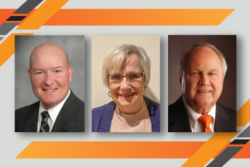 OSU's School of Accounting to honor five at Wilton T. Anderson Hall of Fame Banquet