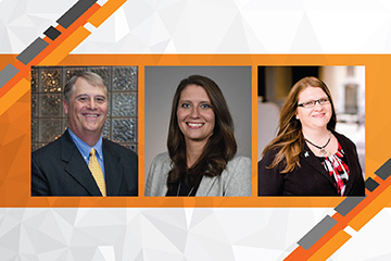 Three School of Accounting alums to be recognized by Oklahoma Society of CPAs