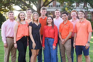 Spears Business students named as Mortar Board's top OSU freshmen