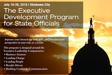 OSU, OU teaming up to offer Executive Development Program for State Officials