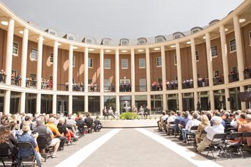 OSU Business Building Dedication