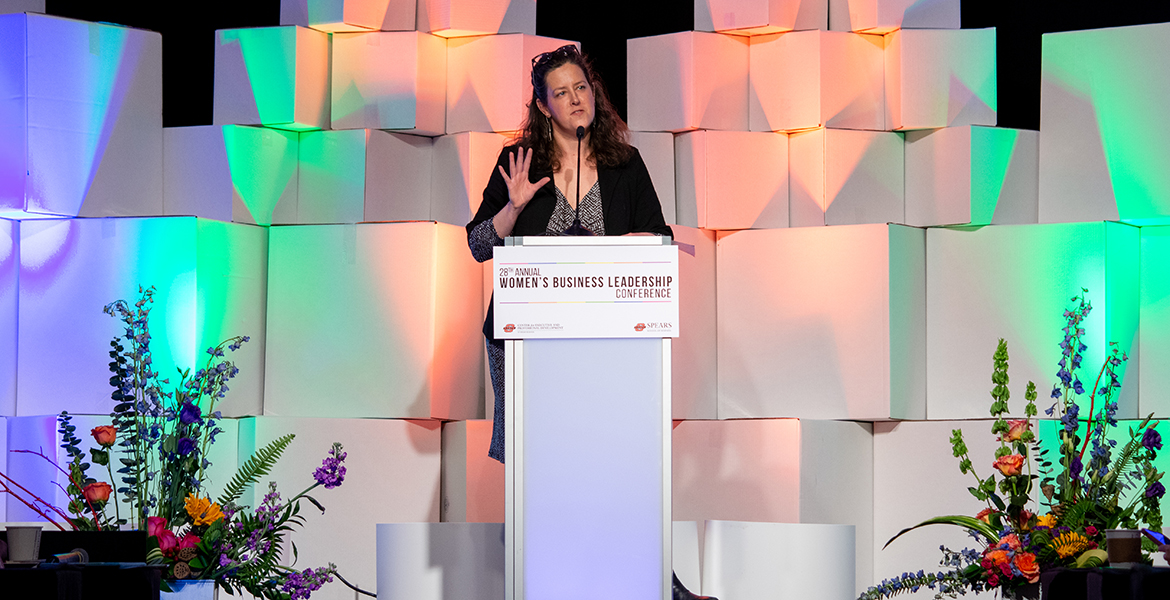 Spear Business to host 29th Annual Women's Business Leadership Conference