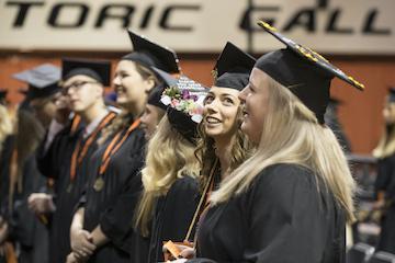 Gov. Stitt encourages graduates during address