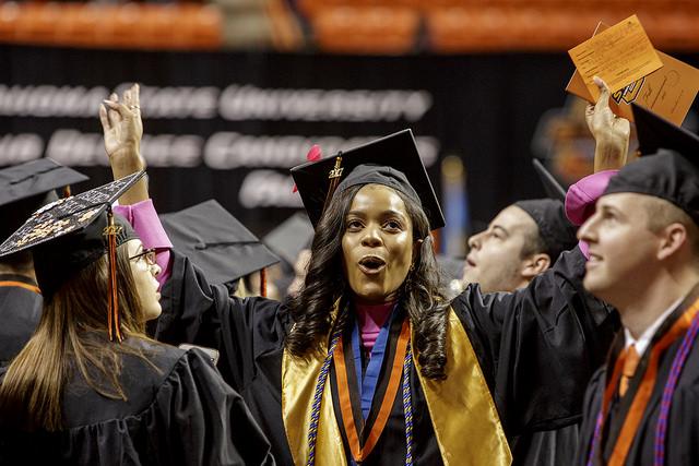 Oklahoma State University recognizes fall graduates