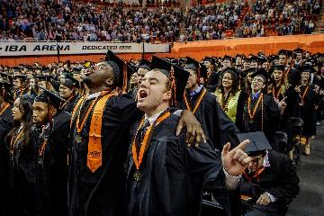 Oklahoma State recognizes graduates at commencement ceremonies