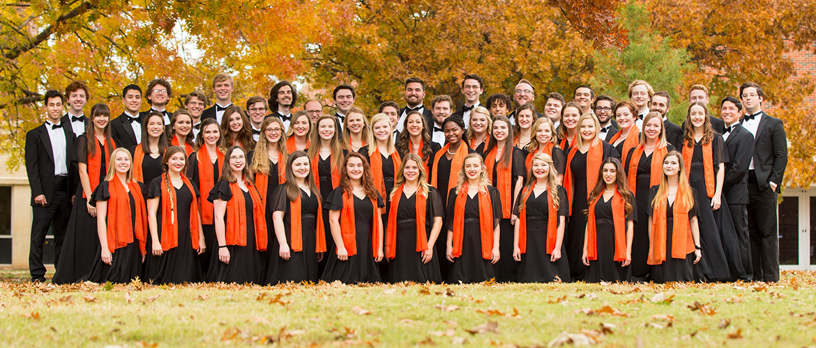 Oklahoma State University Concert Chorale