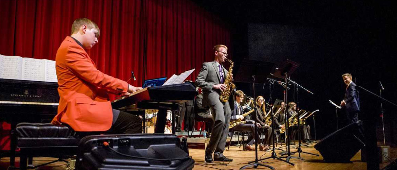 OSU jazz concert