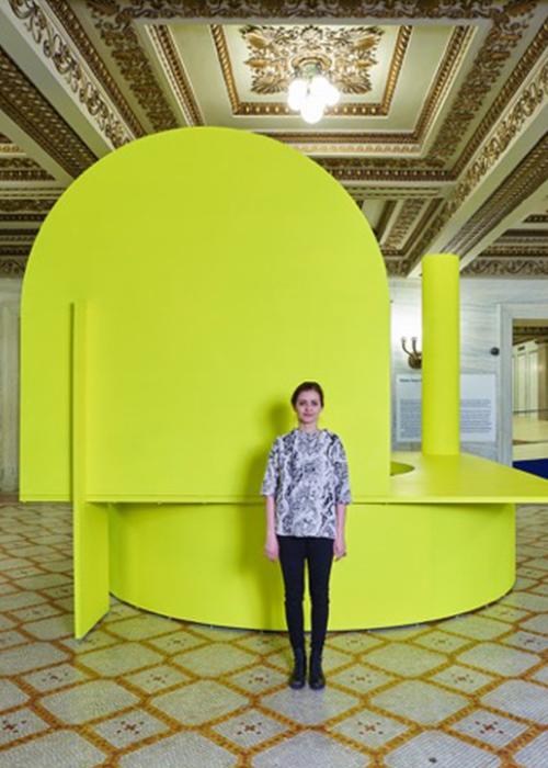 Visiting Artist Ania Jaworska to Speak on Dissolving the Boundaries Between Architecture, Design and Art