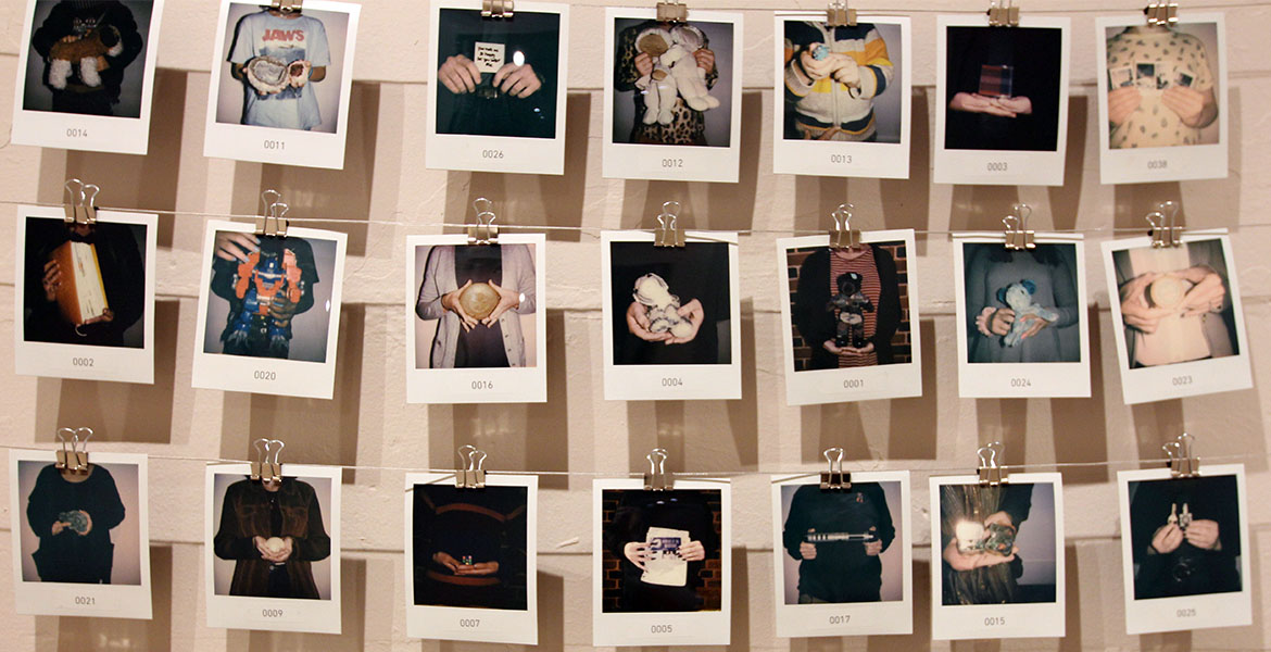 Cherished Possessions community art project sweeps through Stillwater