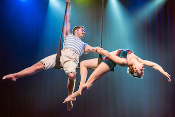 The McKnight Center welcomes Cirque Mechanics 42ft — A Menagerie of Mechanical Marvels