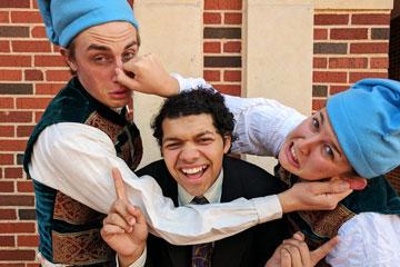 """OSU Theatre Presents """"The Comedy Of Errors"""""""