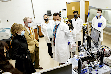 OSU launches new research institute to explore and develop therapies for humans and animals