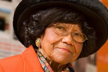 OSU honors civil rights pioneer Nancy Randolph Davis