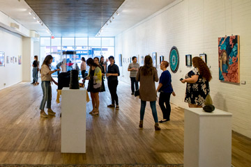 Final Friday Art Crawl emerges art culture of downtown Stillwater