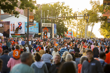 Homecoming events canceled for 2020