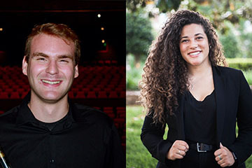 Two OSU students named Fulbright Award winners
