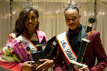 Junior named Miss Black OSU