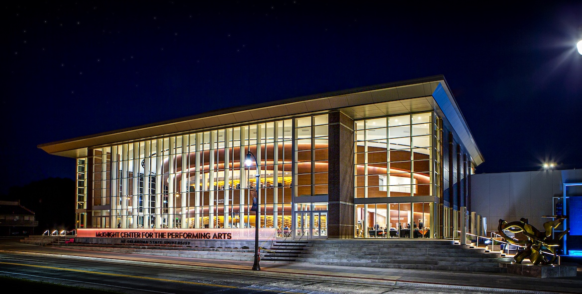 The McKnight Center for the Performing Arts