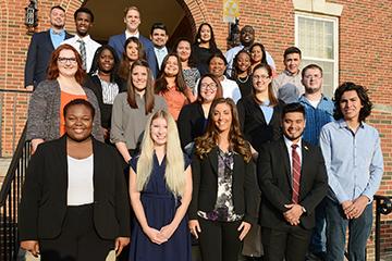 McNair Scholars program supports underrepresented students