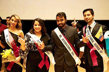 Mr. India, Ms. Mexico win OSU's 2019 Mr. and Ms. International pageant