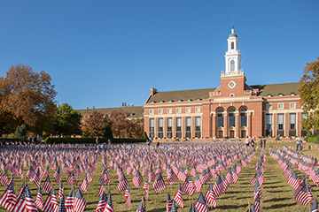 OSU named a top school for veterans for 6th-straight year
