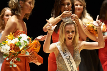 Miss OSU 2020 fulfills dream with win