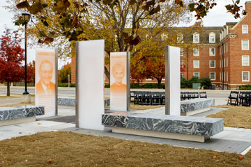 OSU To Unveil Memorial To 'Remember The 4'