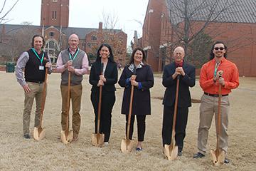 OSU earns 8th Tree Campus USA designation itle