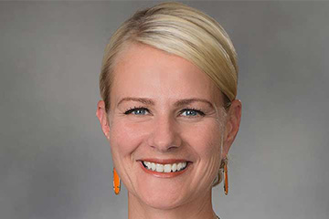OSU Center for Health Sciences President Kayse Shrum Named Woman of the Year