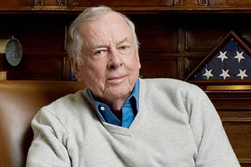 Boone Pickens Statue Coming to Oklahoma State Football Stadium